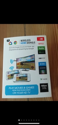 Chromecast Wireless Dongle HDMI nuevo Bigues i Riells, 08415