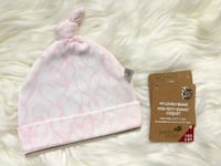 Baby girl hat (0-3months)
