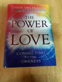 Power of love hardcover book excellent condition  Edmonton, T6L 3A5