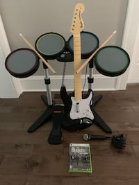 The Beatles Rockband XBOX360 Bundle Willoughby, 44094
