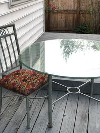 Glass Table and Chairs must go today! Chesapeake, 23322
