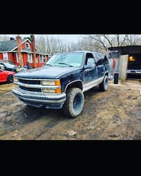 1998 Chevrolet Tahoe 4X4 dual straight pipe Mean exhaust Clinton Township