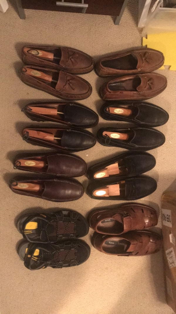 2a2a8391ae0b Used Gently worn men s shoes