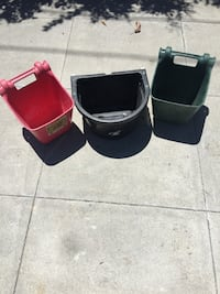 Horse feed buckets all 3  South Pasadena, 91030