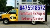 Pickup and Delivery Service in the GTA Toronto