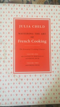 Julia Child Mastering the art of french cooking book Portland, 97201