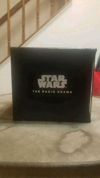 Star Wars/Empire Strikes Back radio drama limited edition
