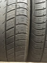 Used tire: Two 245&255/35 ZR/20 Perrelli like new used low profiles tire