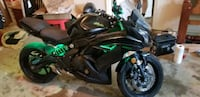 2015 Kawasaki Ninja 650 ABS Washington, 20032