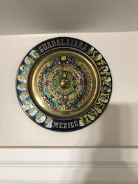 Decorative Plate from Mexico Aurora, L4G 2T7