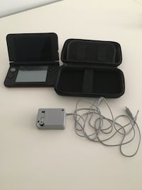 Nintendo XL 3DS with 3 Games!-Red Mississauga, L4T