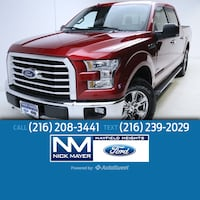 2015 Ford F-150 XLT Mayfield Heights, 44124