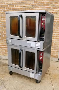Southbend Convection Oven Double Stacked Gas Resta