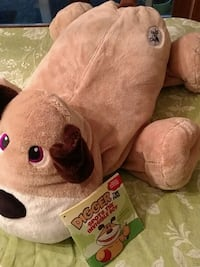 "Stuffies ""Digger"" Dog McLean, 22101"