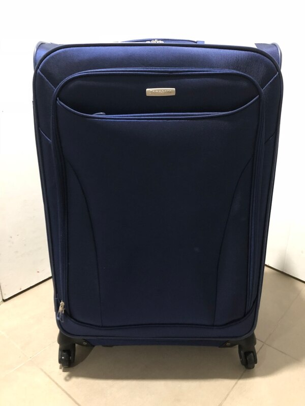8a0a50c36e93 Used Brand NEW Samsonite Bartlett 29 inch Spinner Luggage Blue for sale in  Hicksville - letgo