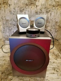Bose3 part multimedia speaker system Arlington, 22204