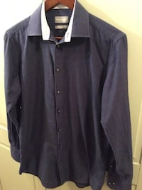 Sondergaard Mens Shirt Fitted 39 15/34 (M) Kitchener, N2H 5P4
