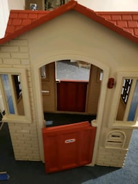 Imagination play house