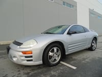 2004 Mitsubishi Eclipse GS 5Spd AIR WELL KEPT RUNS EXCELLENT! NEW WESTMINSTER, V3M 0G6