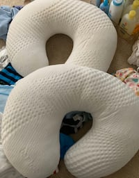 Bamboo nursing pillows