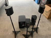 Tannoy home audio system Colwood, V9C 0J6