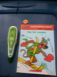 Leap frog tag pen