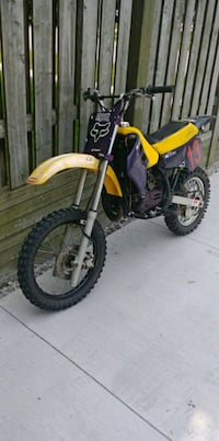 1996 rm80 bored out to 90cc Brampton, L6S 2A4