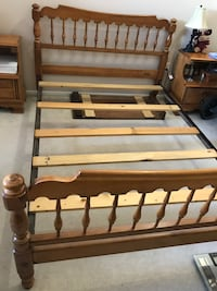 Double bed frame Tsawwassen, V4L 2A6