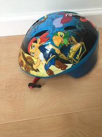 Jake and the never land pirates bike helmet new ages 3-5