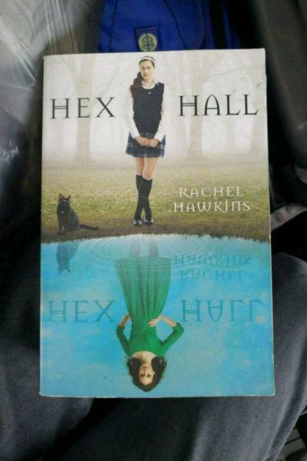 Hex Hall and Demon Glass by Rachel Hawkins