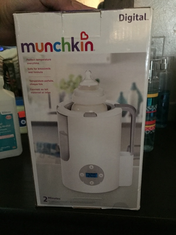 Used White and gray water heater box for sale in New York - letgo