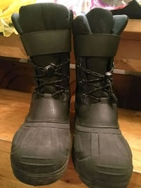 men's size 9 thinsulate winter boots Barrie, L4N 5J8