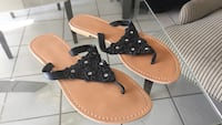 Leather sandals size 9 excellent condition  Vaughan, L4L 3V7