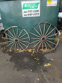 wagon wheels New Haven, 06511
