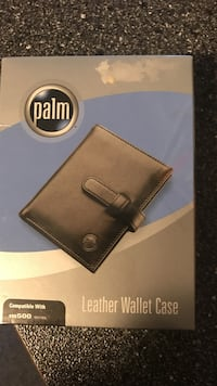 Factory sealed Palm Pilot leather wallet case Toronto, M6C 1R5