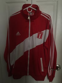 (Men's XL) Peru's olympic track jacket Germantown, 20874
