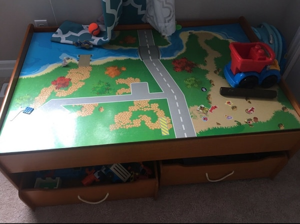 Train table for sale