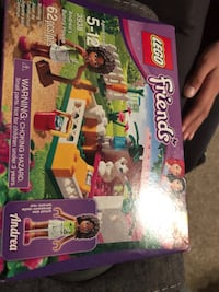 Brand new LEGO Friends Andrea Bunny House Bristow, 20136