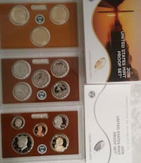 2016 US MINT PROOF (13) Set Coins Cherry Hill, 08003
