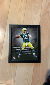 Aaron Rodgers picture