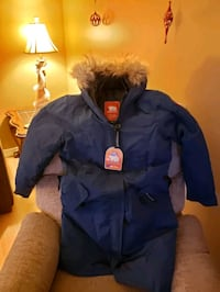 Snowmaster Downfill Parka(ladies)