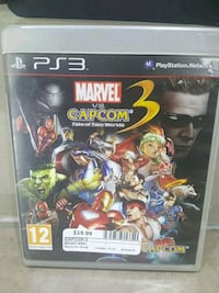 PS3 MARVEL VS CAPCOM 3 Ajax, L1S 4E5