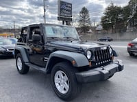 Jeep Wrangler 2011 BALTIMORE