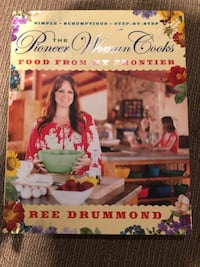 Pioneer Woman cook book Brampton