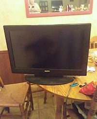 black Vizio flat screen TV 479 mi