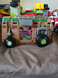 Toy Truck, has missing door(shown in pic) Fairfax, 22030
