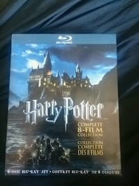 Complete 8-film collection harry potter series Calgary, T3G 4W5