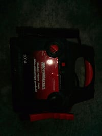black and red Craftsman power tool Ajax, L1T 4G5