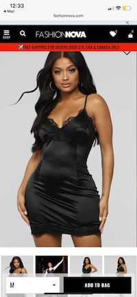 FASHION NOVA DRESS Brampton, L6S 2J1