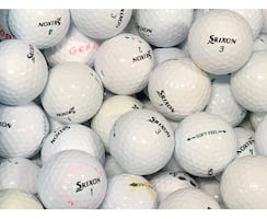 50 Mint/Near Mint (5A/4A) Srixon Soft Feel Golf Balls